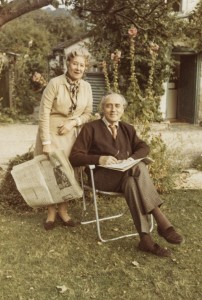 Eliot and Mimi in the 1970s