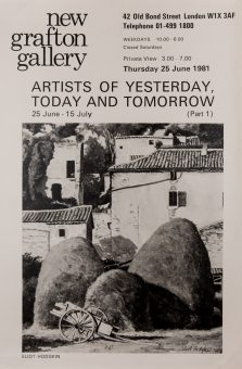 Artists of Today and Tomorrow 1981